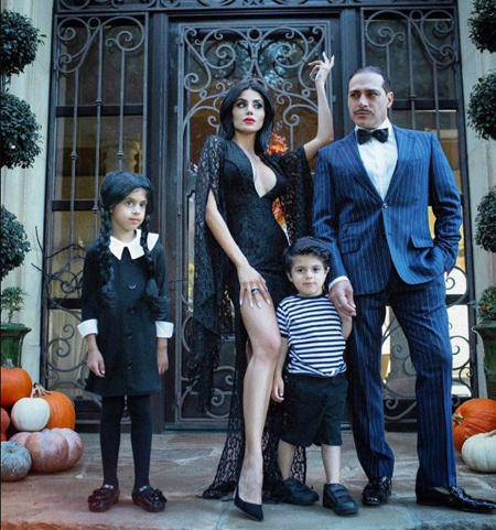 Manny Khoshbin and Leyla Milani are married for more than eight years and they are parents of their two kids.